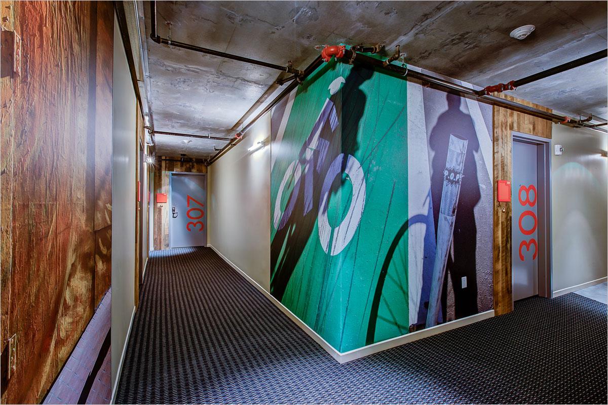 Corridor308