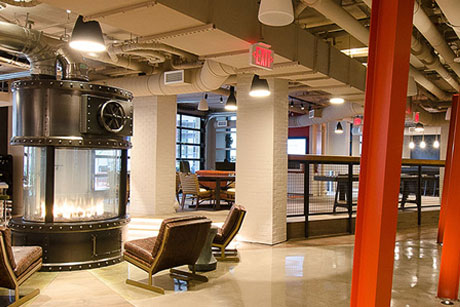 Lobby Hub Rendering