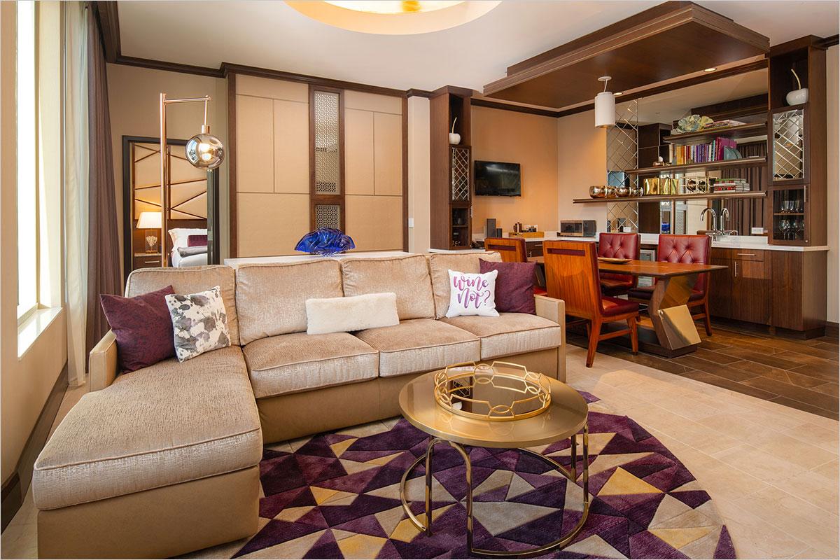 Suite Live Room