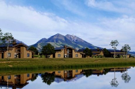 Sage Lodge, Pray, Montana