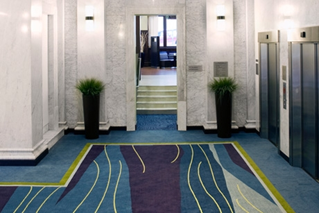 Marriott Courtyard Seattle - Pioneer Square Wins Hospitality Development of the Year