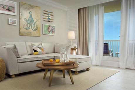 Suite at Pelican Grand Beach Resort