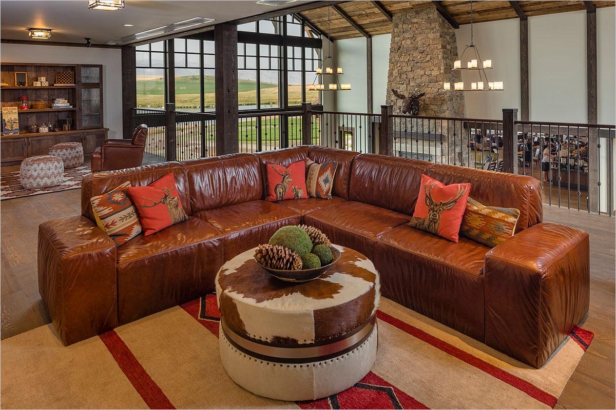 Sage Lodge - Lobby Loft