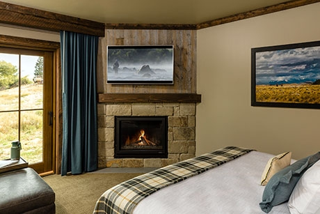 The Sage Lodge Model Room